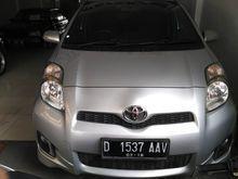 2013 Toyota Yaris 1.5 S