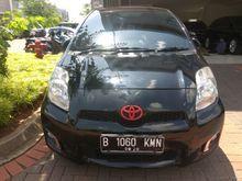 2012 Toyota Yaris 1.5 S AT
