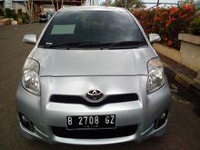 2012 Toyota Yaris 1.5 S Hatchback