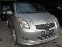 Toyota Yaris S 1.5 AT Th.2006 Abu2 GRESS DP MURAH