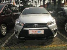 2014 Toyota Yaris 1.5 TRD barang Seger Kondisi Siap pakai