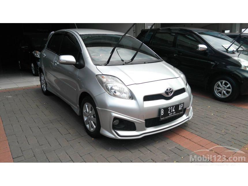 2012 Toyota Yaris TRD Sportivo Hatchback
