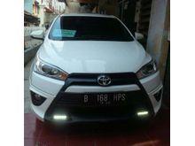 2015 Toyota Yaris 1.5 S TRD Sportivo