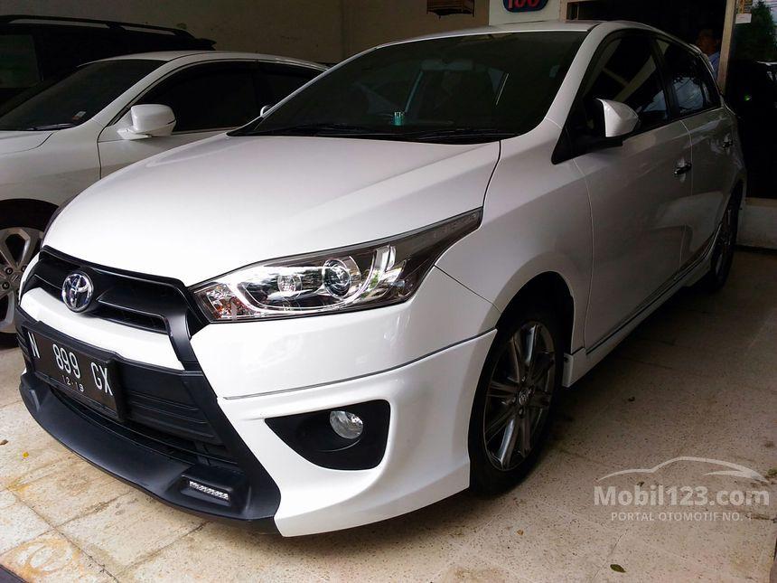 Toyota Yaris 2014 TRD Sportivo 1.5 di Jawa Timur Automatic ...
