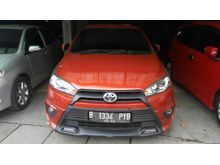 2015 Toyota Yaris 1.5 TRD Sportivo