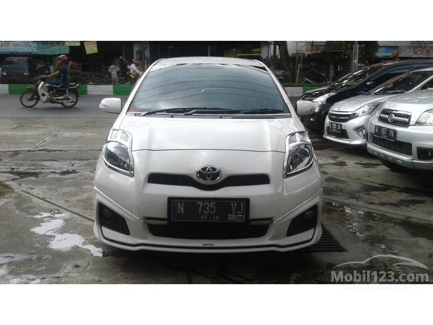 Toyota Yaris 2013 TRD Sportivo 1.5 di Jawa Timur Automatic ...