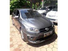 2014 Toyota Yaris TRD Sportivo KM 31 Ribu, Pjk Bln-12, Mulus Tanpa Minus