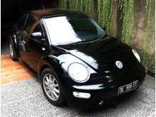 2000 Volkswagen Beetle 2.0 Sedan mulus