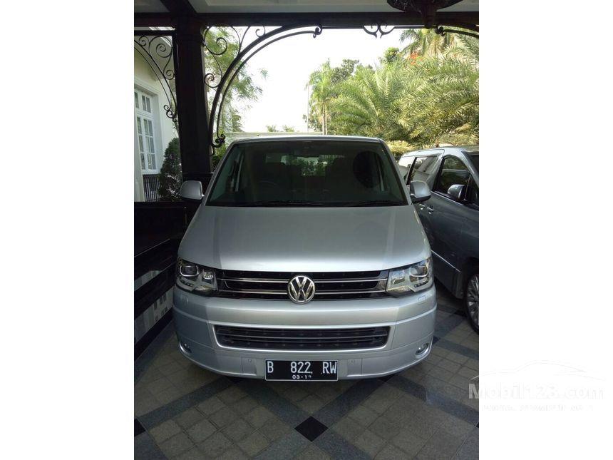 Jual Mobil Volkswagen Caravelle 2013 TDI 2.0 di DKI ...
