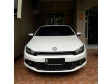 Vw Scirocco Tsi 2013 Putih (Pajak baru, Full mulus, Like new)