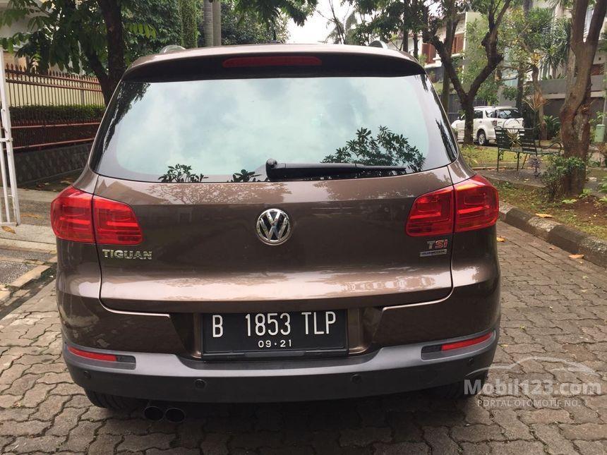 2015 Volkswagen Tiguan TSI 1.4 Automatic SUV Offroad 4WD