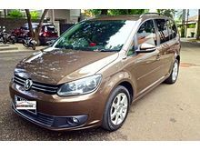 VW Touran Tahun 2011 2012 Matic Terawat Handy Autos