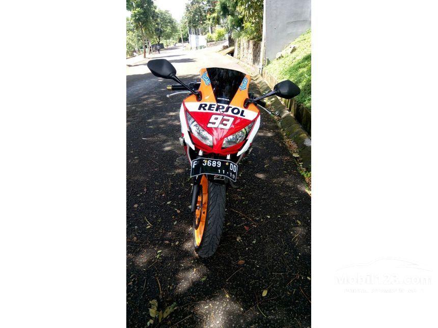 2014 Honda CBR 150R