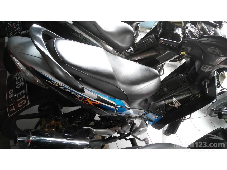 2013 Honda Supra
