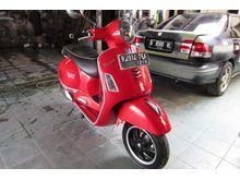 Piaggio GTS 150 ie Tahun 2014 Merah MATIC