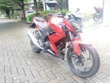 Dijual Kawasaki Ninja Z250 2013