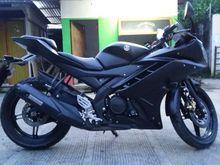 Yamaha R15 Hitam 2014 Km 6rb an