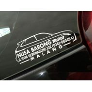 Nusa Barong Motor