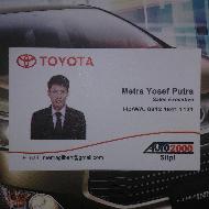 Toyota Auto 2000 Slipi