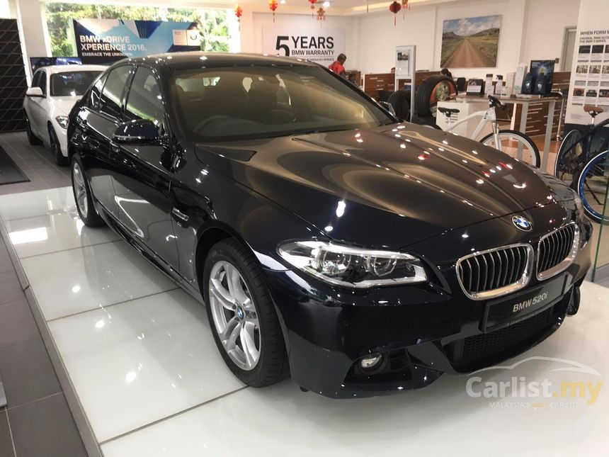 bmw 520i 2017 m sport 2 0 in melaka automatic sedan others for rm 290 800 3454103. Black Bedroom Furniture Sets. Home Design Ideas