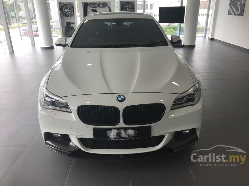 BMW 528i 2017 M Sport 20 in Selangor Automatic Sedan Others for
