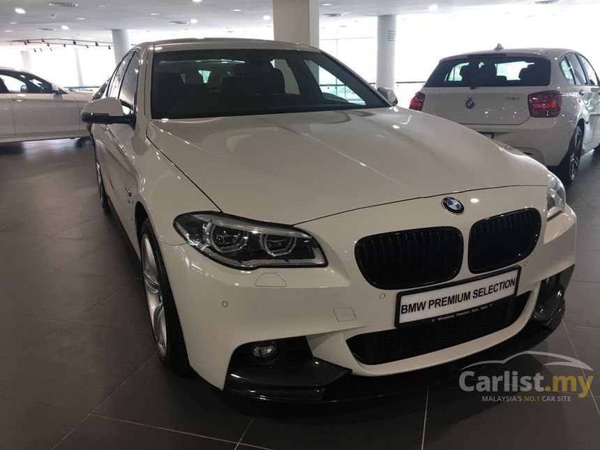 BMW 528i 2017 M Sport 20 in Selangor Automatic Sedan White for RM