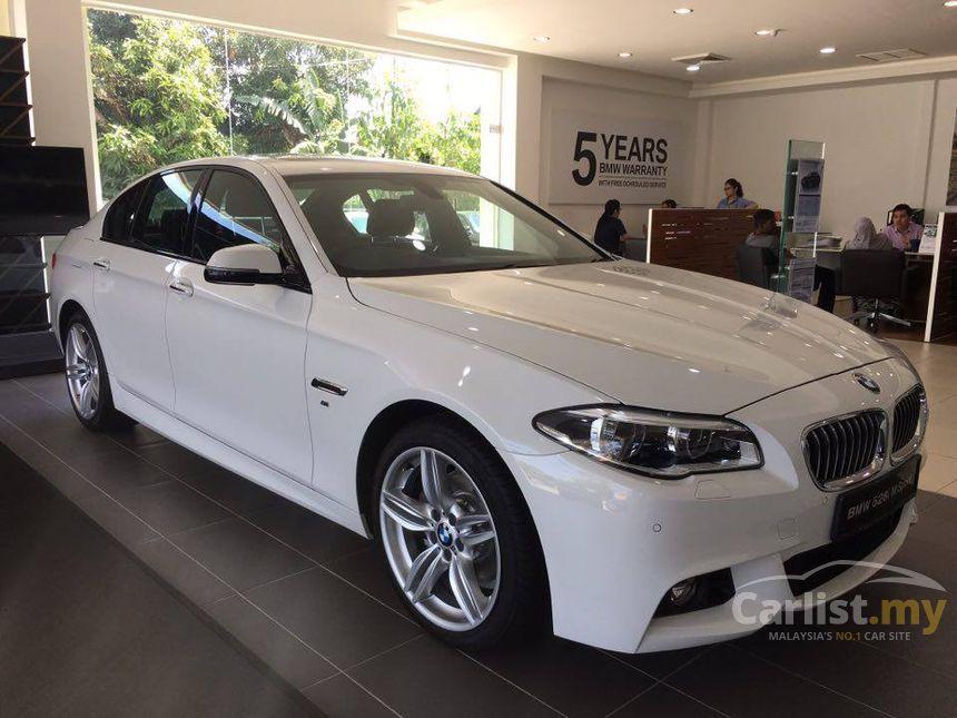 BMW 528i 2017 M Sport 20 in Melaka Automatic Sedan Others for RM