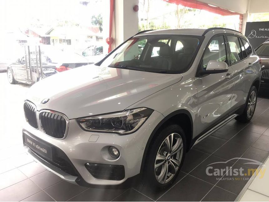 bmw x1 2017 sdrive20i sport line 2 0 in melaka automatic. Black Bedroom Furniture Sets. Home Design Ideas