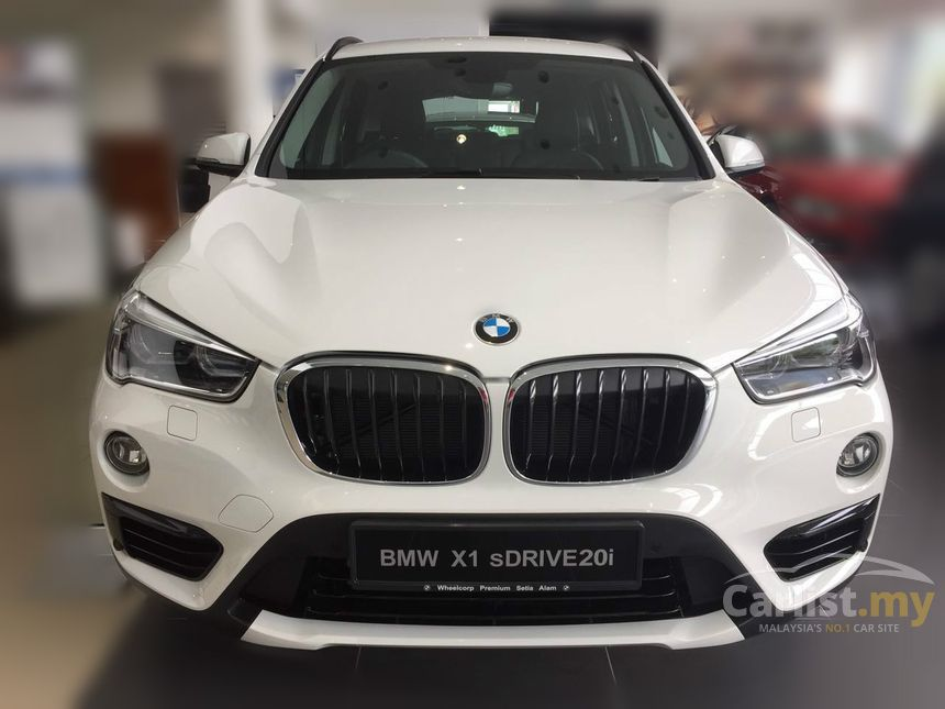 BMW X1 2017 sDrive20i Sport Line 20 in Selangor Automatic SUV