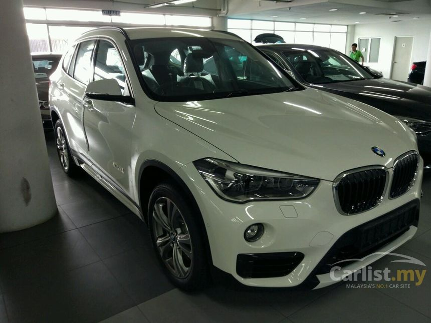 bmw x1 2017 sdrive20i sport line 2 0 in kuala lumpur automatic suv white for rm 230 800. Black Bedroom Furniture Sets. Home Design Ideas