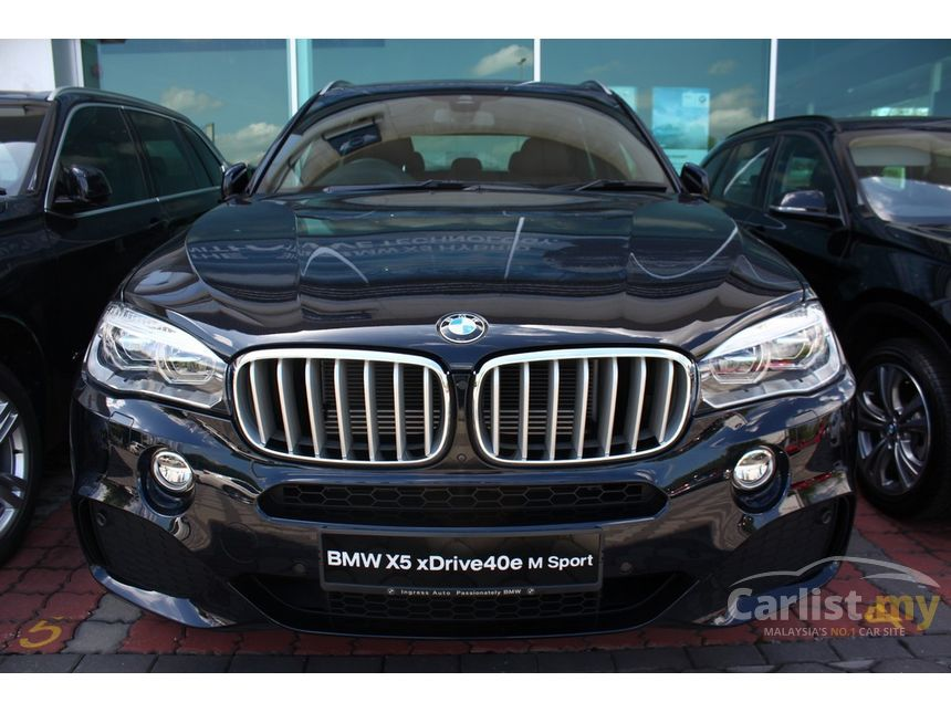 bmw x5 2017 xdrive40e m sport 2 0 in selangor automatic suv black for rm 388 800 3504849. Black Bedroom Furniture Sets. Home Design Ideas