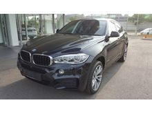 New 2017 BMW X6 3.0 xDrive35i SUV -- READY STOCK --