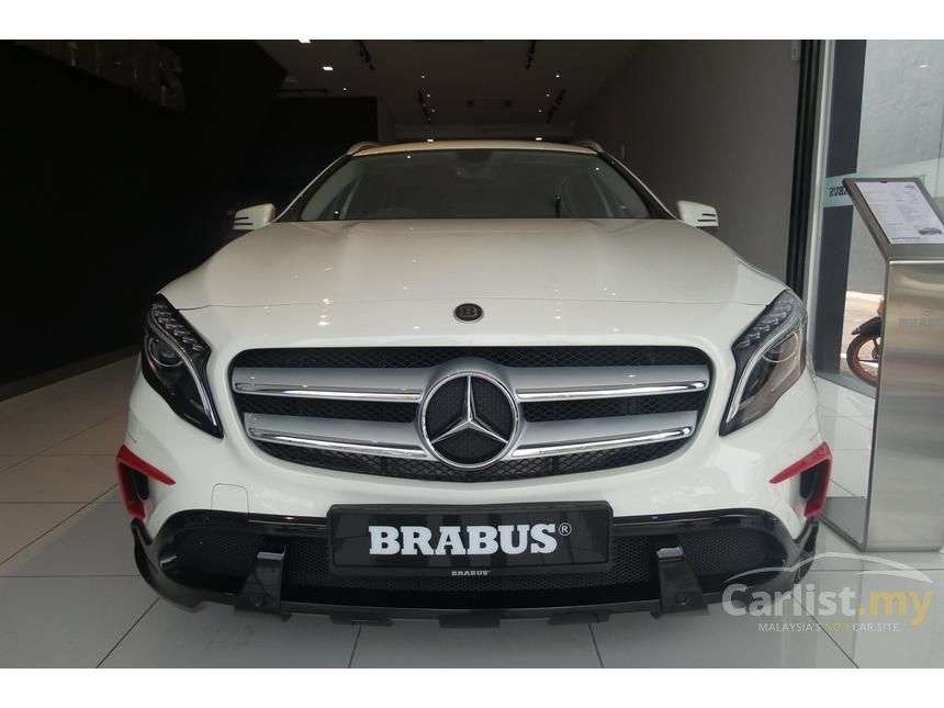 Brabus Gla 200 2015 1 6 In Selangor Automatic Suv White For Rm