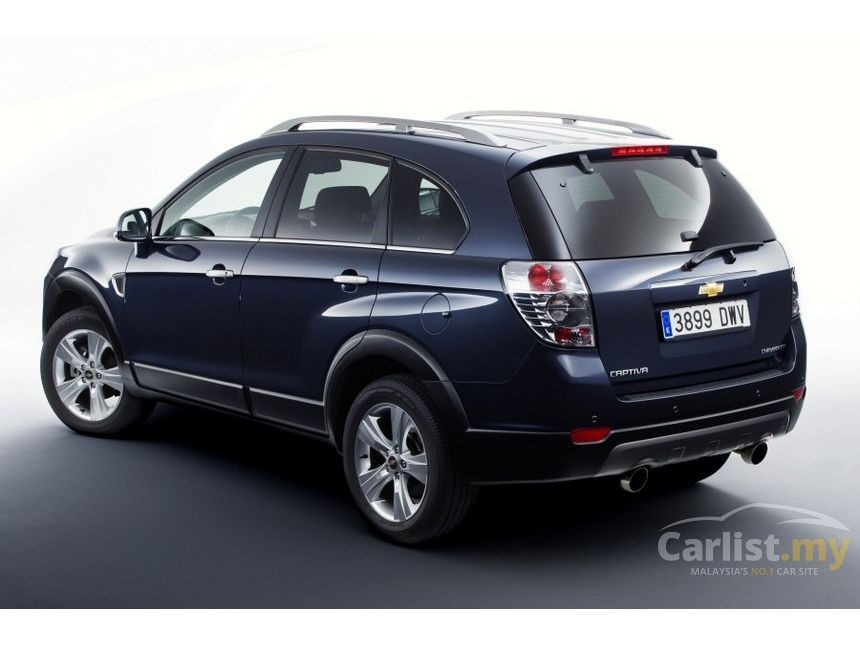 Chevrolet Captiva 2014 Lt 2 0 In Johor Automatic Suv Others For Rm 164 691 1293912 Carlist My