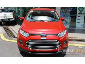 2016 Ford EcoSport 1.5 Trend SUV -- NEW DEAL --