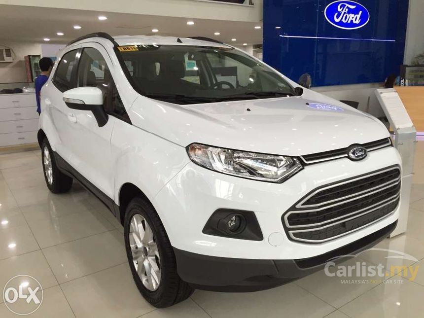 ford ecosport 2016 trend 1 5 in selangor automatic suv red for rm 88 000 3299338. Black Bedroom Furniture Sets. Home Design Ideas