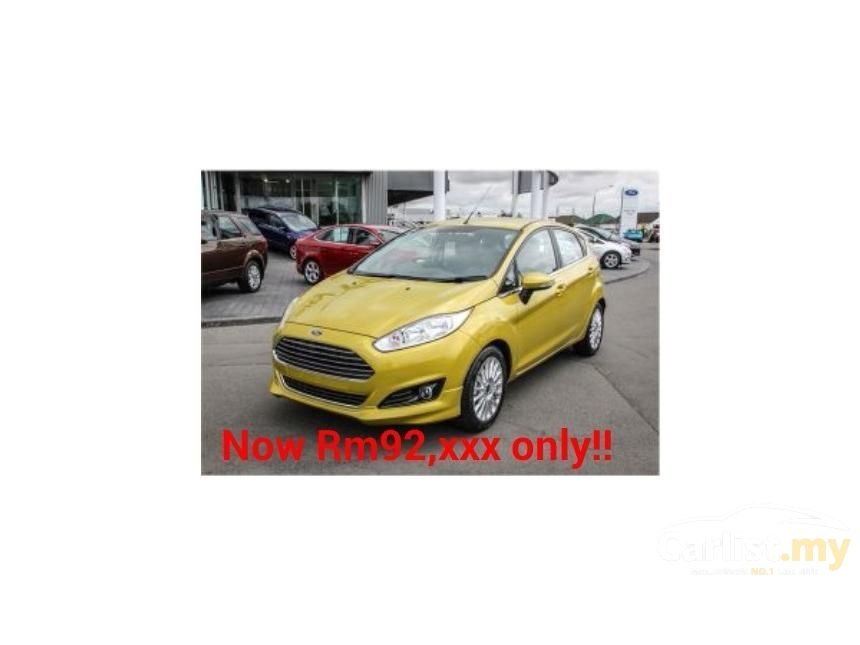 2015 Ford Fiesta 998 Ecoboost 1 0 New color now