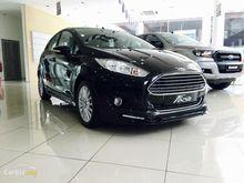[0 DPayment + Cash Back RMx,xxx] 2016 Ford Fiesta 1.0l Ecoboost