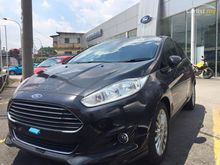 2016 Ford Fiesta 1.5 - ON THE ROAD