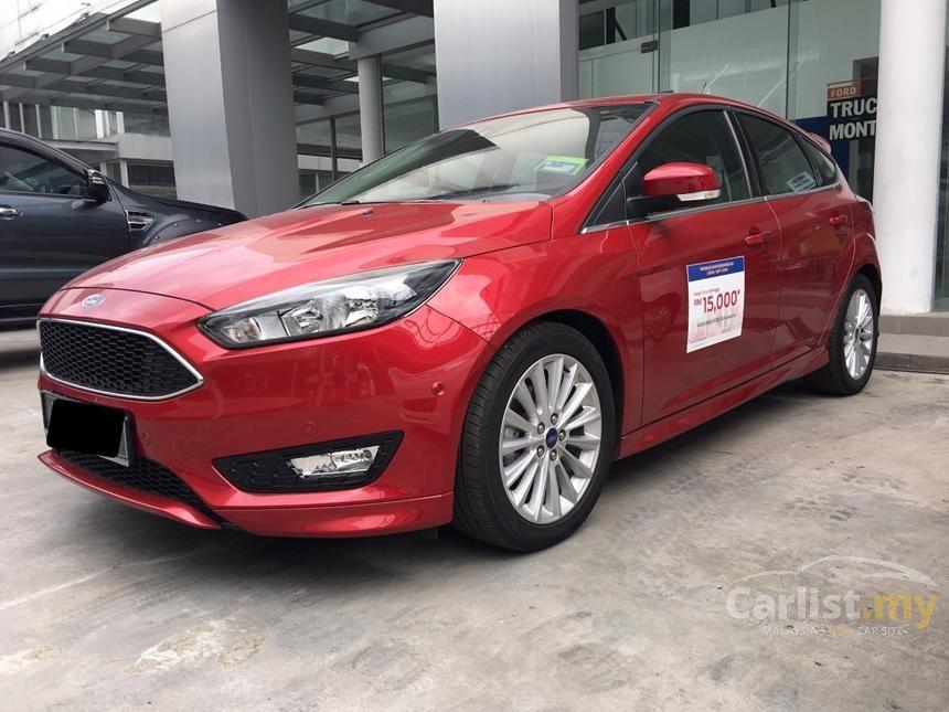2016 Ford Focus Ecoboost Hatchback