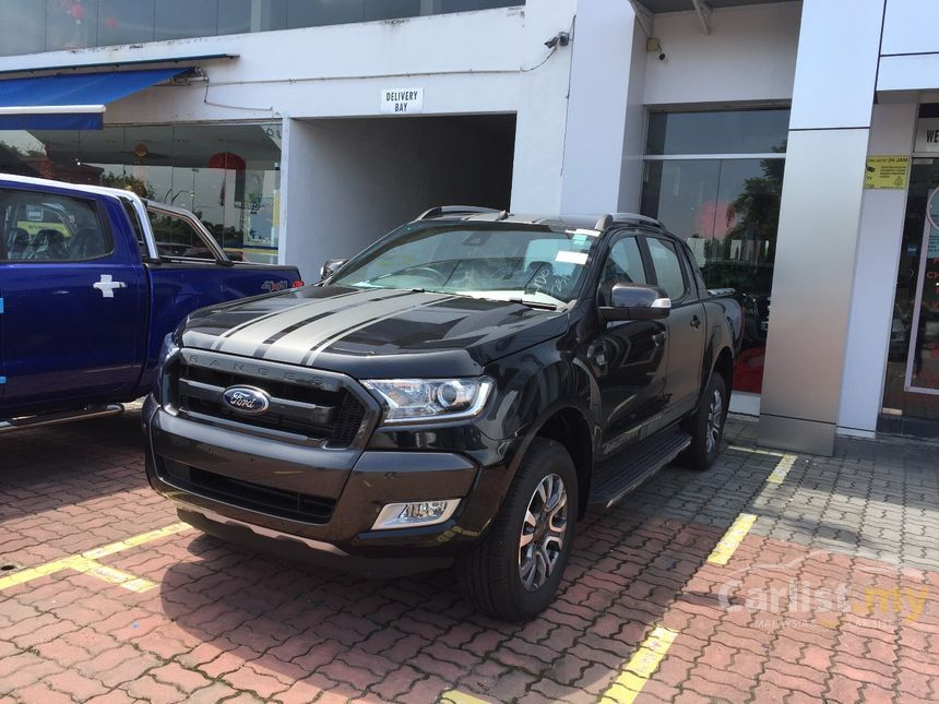 ford ranger 2017 wildtrak high rider 3 2 in penang automatic pickup truck black for rm 127 000. Black Bedroom Furniture Sets. Home Design Ideas