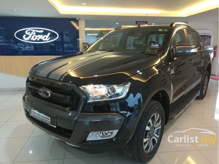 ford ranger 2017 wildtrak high rider 3 2 in penang automatic pickup truck black for rm 131 117. Black Bedroom Furniture Sets. Home Design Ideas