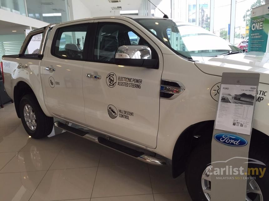 2016 Ford Ranger XLT Pickup Truck