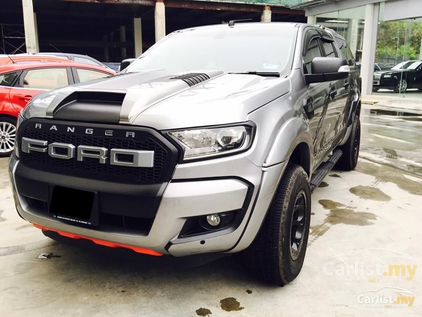 ford ranger 2017 xlt high rider 2 2 in selangor automatic pickup truck others for rm 108 000. Black Bedroom Furniture Sets. Home Design Ideas