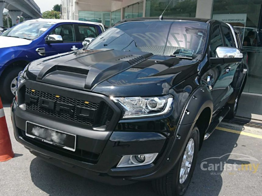 ford ranger 2017 xlt high rider 2 2 in selangor automatic pickup truck black for rm 101 688. Black Bedroom Furniture Sets. Home Design Ideas