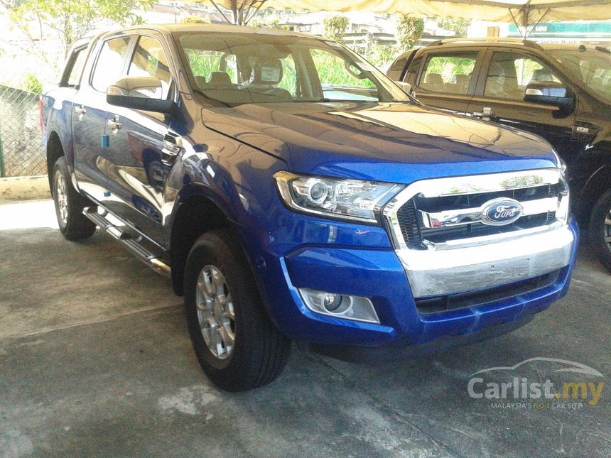 Ford Ranger 2017 XLT High Rider 2.2 in Selangor Automatic Pickup ...