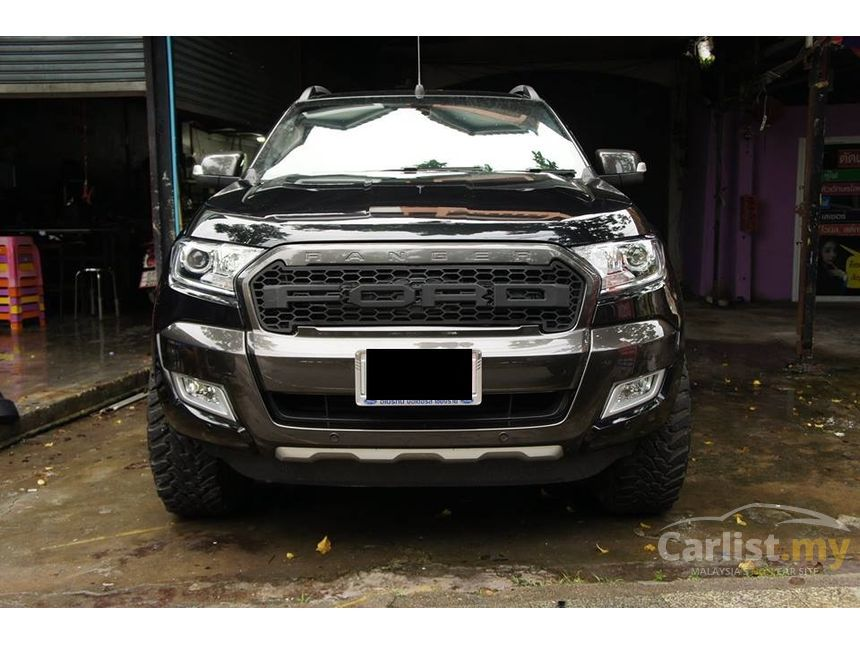 Ford Ranger 2017 XLT 2.2 in Kuala Lumpur Automatic Pickup Truck Black for RM 106,000 - 3501066 ...