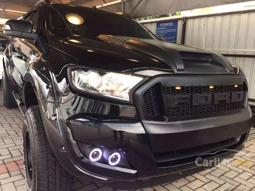 Ford Ranger 2017 Xlt High Rider 2 2 In Penang Automatic
