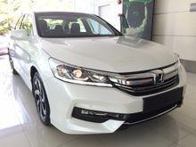 2017 Honda Accord 2.0 VTi-L HIGH CASH REBATE* Ready stock