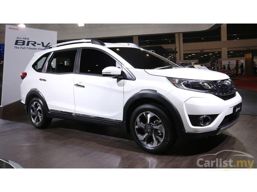 Honda Br V E I Vtec In Selangor Automatic Suv White For